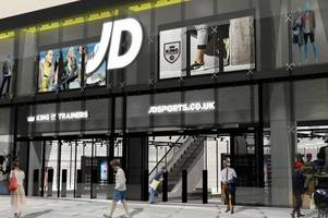 jd sports is looking for people to work in its new bouverie place store in folkestone