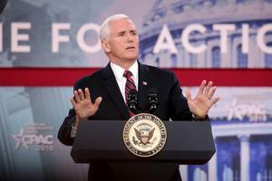 mike pence has not made any of his tax returns public since he became vice president