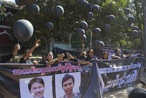 myanmar supreme court upholds verdict against two jailed reuters reporters