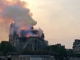 race against time to protect exposed notre dame from storms