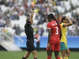 Stephanie Frappart to become first female referee in Ligue 1