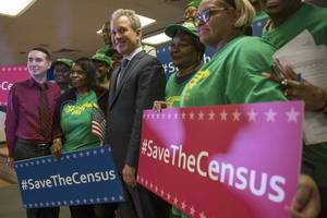 [update] supreme court poised to hand trump victory on census question