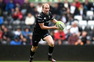 cardiff blues linked with another ospreys player as they seek to fill gareth anscombe void