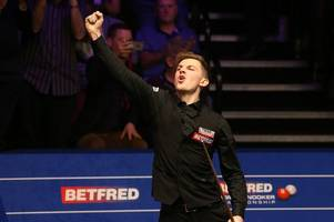 james cahill beats ronnie o'sullivan at world snooker championship in one of sport's biggest shocks