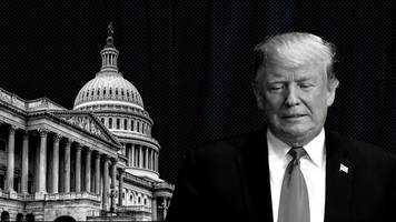 democrats and trump: what does it take to impeach a president?