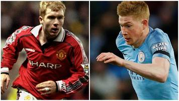 Man Utd v Man City: How do 1999 Treble winners compare to Pep Guardiola's team?