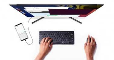 Linux Now Available on More Phones with Samsung's Latest DeX Update
