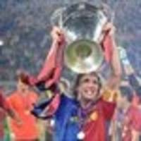 Champions League 100 club: Carles Puyol