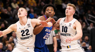 Report: Sam and Joey Hauser Set Visits to Wisconsin, Virginia and Michigan State
