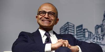 the most successful product microsoft released since satya nadella became ceo just reached 100 million users (msft)