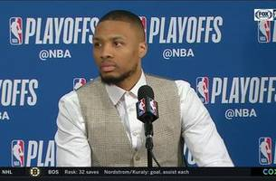 Damian Lillard on hitting the Game-Winner in Game 5 Win vs. OKC