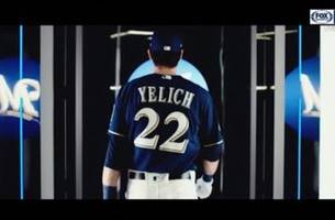 brewers star christian yelich out to prove mvp year wasn't a fluke