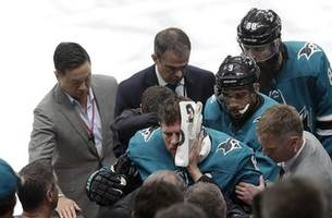 Disputed call sparks Sharks comeback and leaves Vegas angry