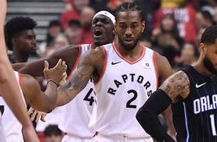 Magic drop Game 5, go down to Raptors in first round of Eastern Conference playoffs