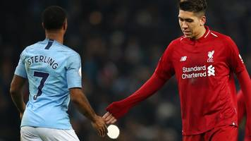 Premier League title: Liverpool or Man City - who will win 2018-19 race?
