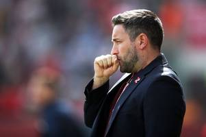 bristol city boss lee johnson delivers passionate message ahead of derby county clash