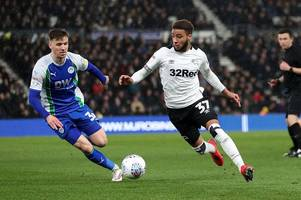 jayden bogle reveals how his game has improved after landing prestigious derby county award