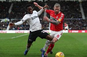 Middlesbrough star makes bold claim about Derby County and Bristol City play-off chances