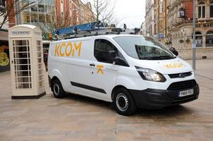 kcom share value soars by a third after £500m takeover news
