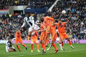 'Big business' West Brom ace sends message with Aston Villa clash looming