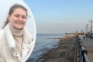 police update on libby squire homicide investigation one month after her body was found off cleethorpes