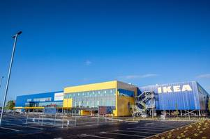 'Mini earthquake' at Exeter IKEA store leaves cracks in the floor