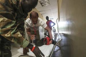 world's first malaria vaccine for children rolled out in africa in time for world malaria day