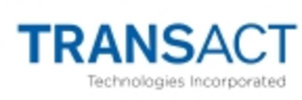 transact technologies to report 2019 first quarter results on may 7, host conference call and webcast