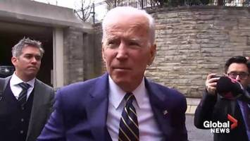 Joe Biden expected to launch 2020 presidential campaign on Thursday