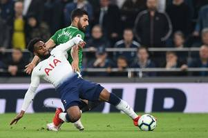 Danny Rose reveals what has surprised him about Arsenal and Manchester United