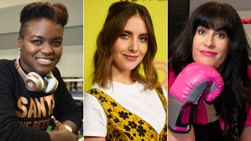 Fighter: Why we're seeing more female boxers on stage and screen
