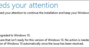Windows 10 May 2019 Update Blocked on Devices with USB Drives or SD Cards