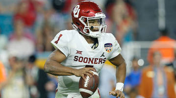 Watch: Kyler Murray Signs With Nike, Releases Ad Ahead of NFL Draft
