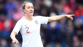 women's world cup stars: profiling lucy bronze - england's golden right-back