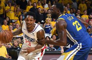 Shannon Sharpe praises 'Sweet Lou' in Clippers' Game 5 win over Warriors