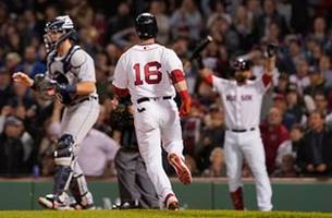 red sox score 7 runs in the 8th inning of 11-4 win over tigers