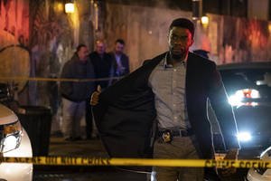 '21 bridges': chadwick boseman shuts down manhattan, chases cop killers in first trailer (video)