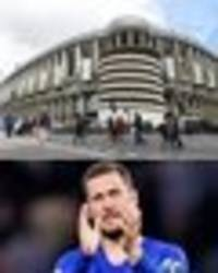 what chelsea have told eden hazard about real madrid move
