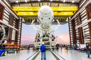 spacex is investigating the explosion of its spacecraft as nasa figures out how to move forward