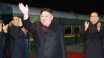With US Talks Frozen, Kim Jong Un Reaches Out To Russia