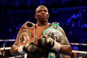 dillian white vs oscar rivas tickets on sale now for london o2 arena date