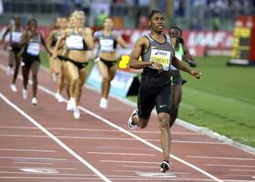 Caster Semenya wins 5 000m, Magakwe claims 100m title at SA champs