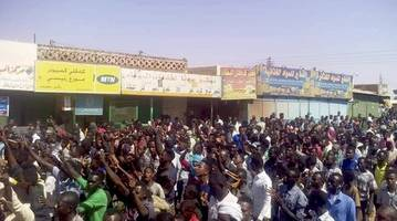 Sudan's Judges Join Opposition For Khartoum Protest