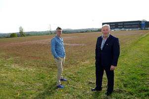 ally mccoist speaks out on mission to net gryffe high school new pitch