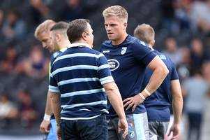 gareth anscombe admits pivotal ospreys derby will be 'awkward' as he addresses conflict of interest fears
