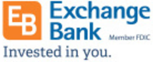 exchange bank expands to silicon valley through trust business acquisition, adding two trust professionals in san mateo