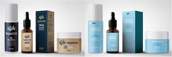 new age launches cbd globally