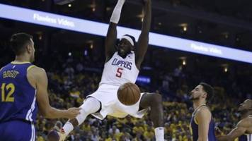 Clippers cut Warriors' lead to 3-2; Rockets advance