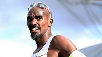 farah was 'victim of attack' at gebrselassie hotel, says coach