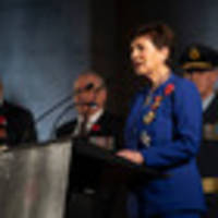 Anzac Day in Wellington: 'Our diversity is a source of strength,' says Dame Patsy Reddy